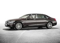Mercedes-Benz представил возрожденный Maybach (фото)