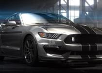 Ford показал самый мощный атмосферный Shelby Mustang
