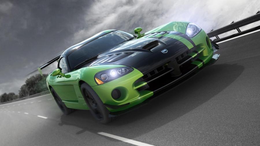 2010 Viper Snakeskin ACR