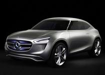 Mercedes-Benz представила конкурента Nissan Juke