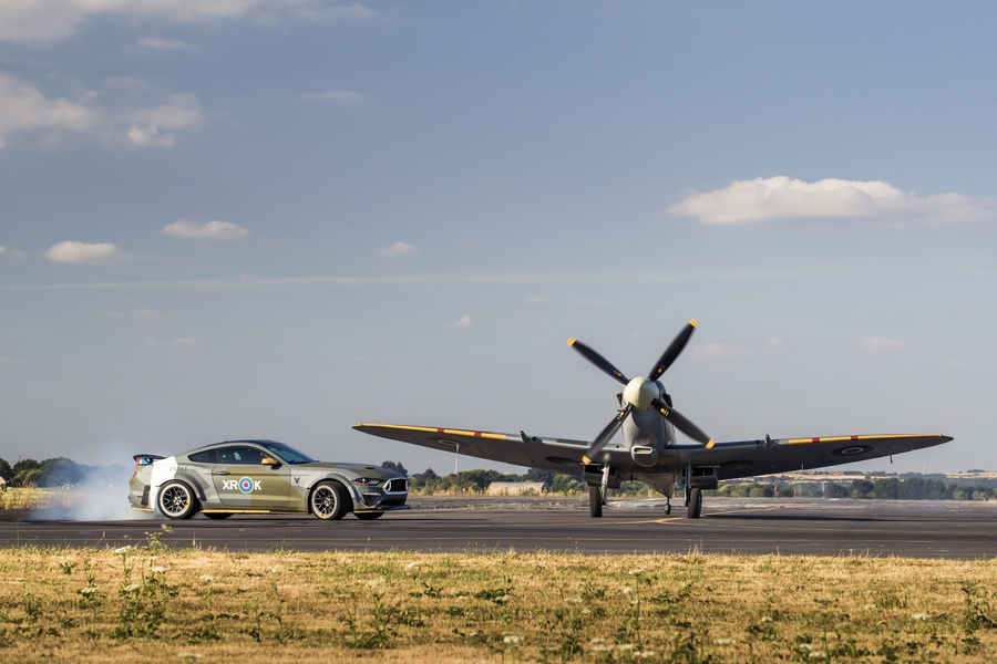 Ford Eagle Squadron Mustang GT