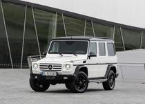 Mercedes-Benz подготовила юбилейную версию G-Class