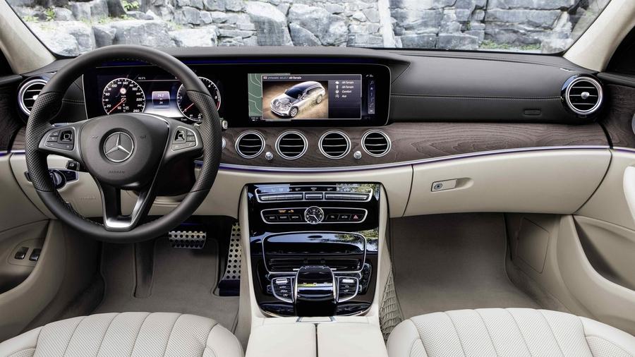Mercedes-Benz E-Class All Terrain 2017