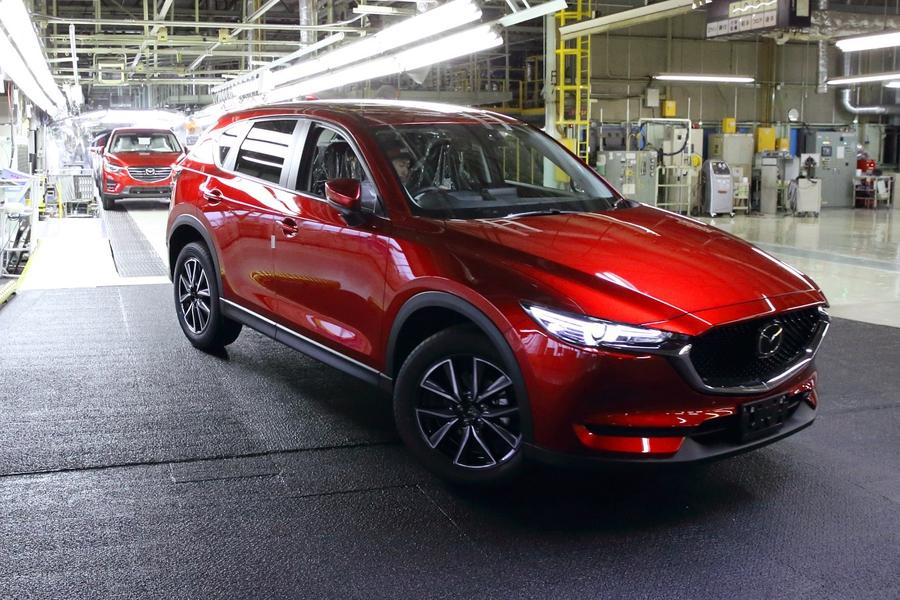 Mazda CX-2 2017