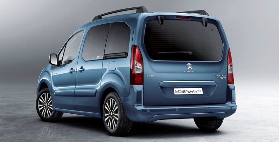 Peugeot Patrner Tepee Electric