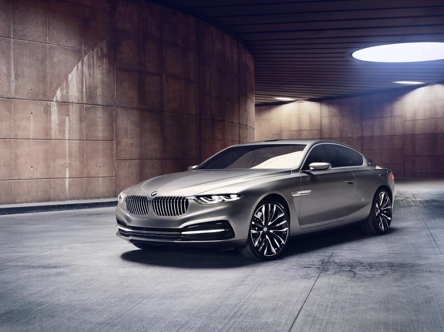 Концепт BMW Gran Lusso