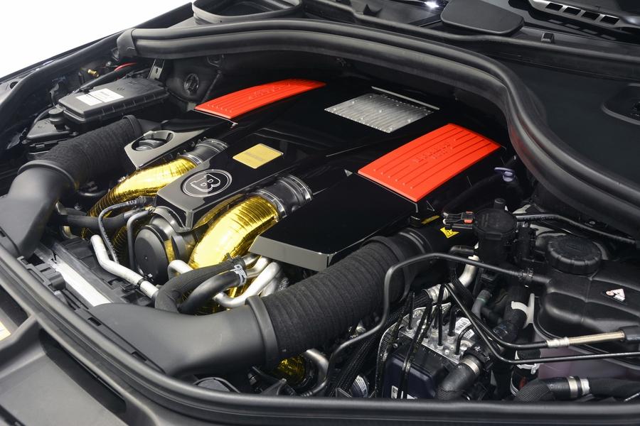 Mercedes-Benz Brabus GLE Coupe 700
