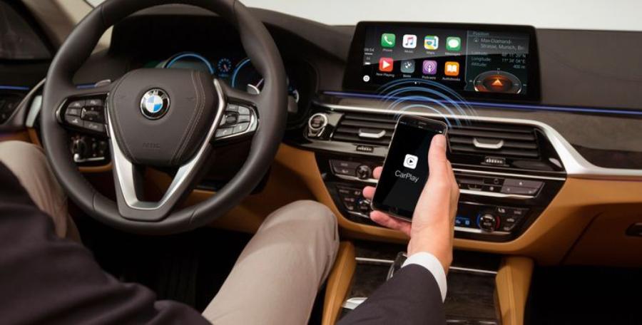 Harman представила беспроводные версии Apple CarPlay иGoogle андроид Auto