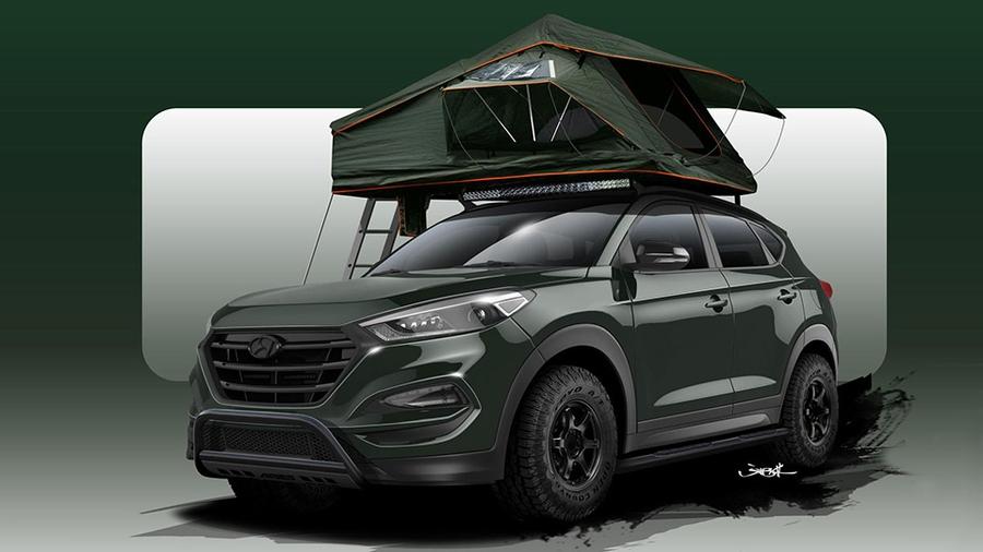 Tucson Adventuremobile