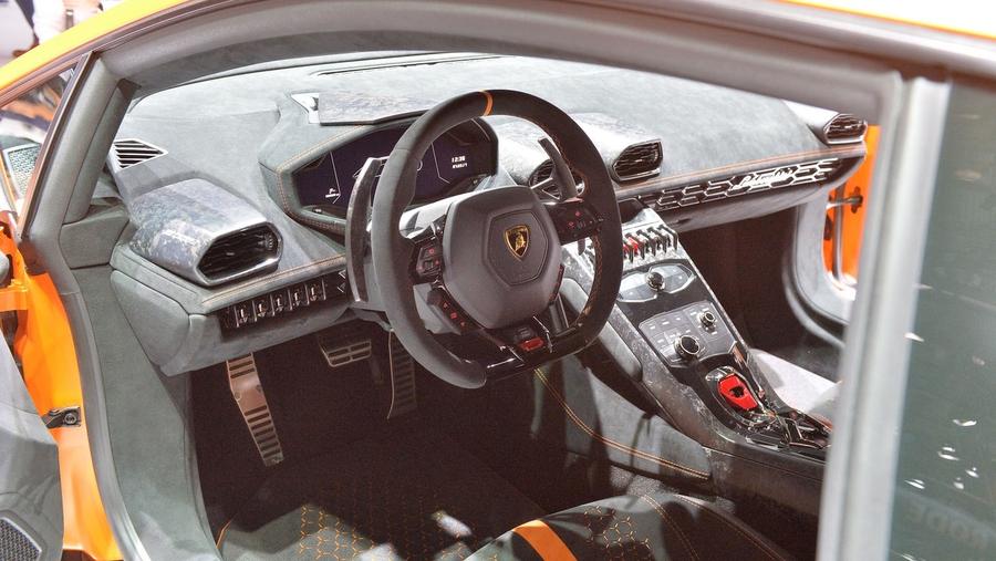 Lamborghini Huracan Performante желает стать новым королем Нюрбургринга