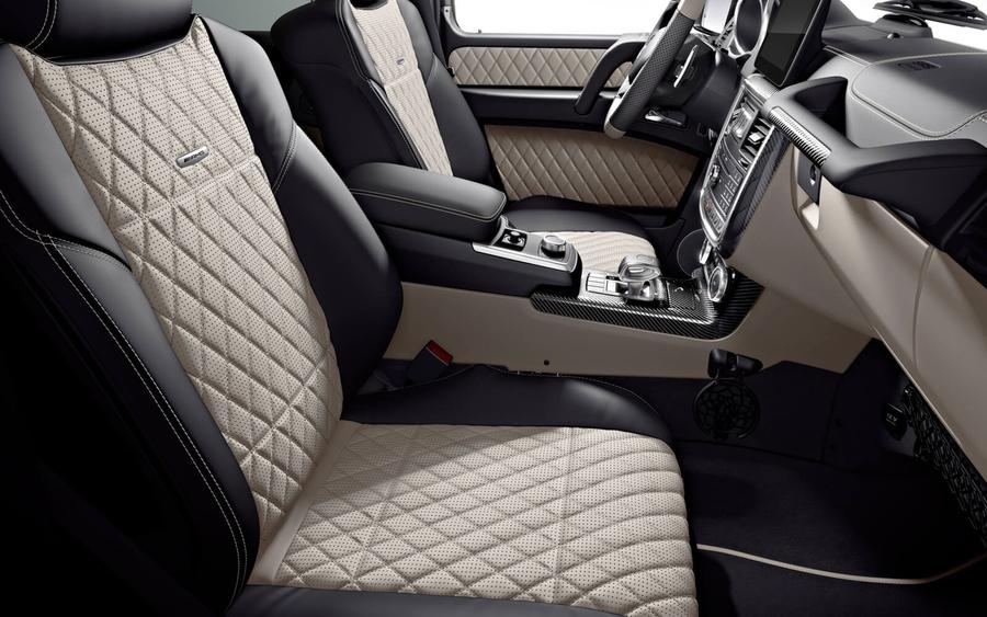 AMG G63 висполнении 50th Anniversary Edition доступен вЯпонии