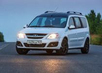 Lada Largus VIP будет выпускаться в двух комплектациях: дорогой и очень дорогой