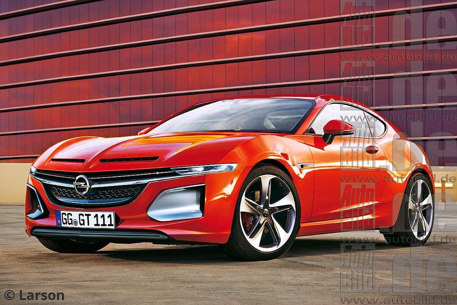 Opel GT?