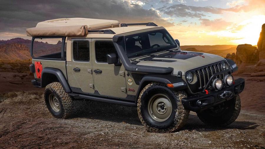 Jeep Gladiator Wayout