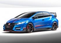 Компания Honda продемонстрировала предсерийный концепт Civic Type R