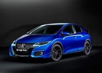 Honda показала обновленный европейский Civic