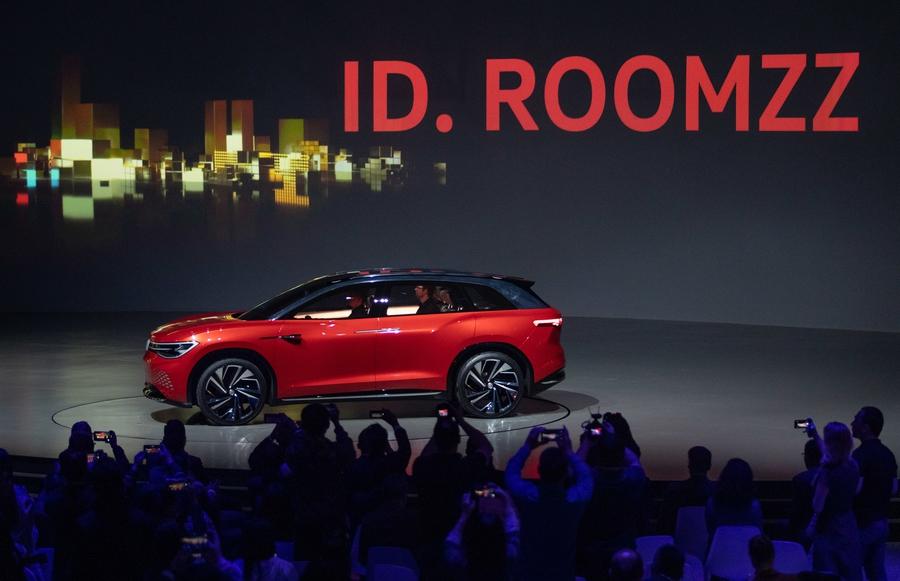 Volkswagen I.D. Roomz