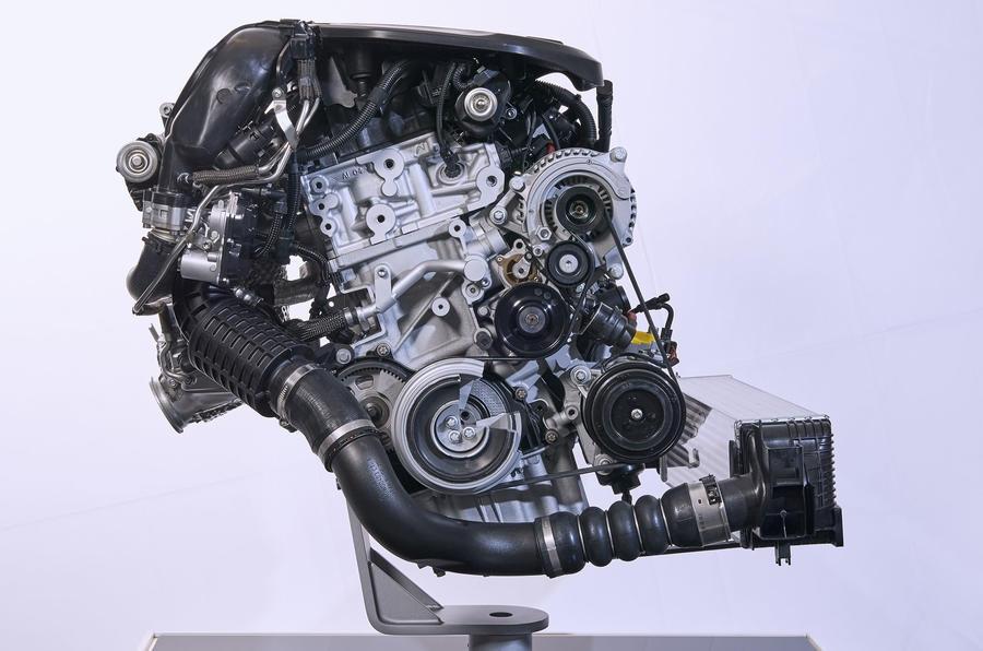 Трёхцилиндровый дизельный двигатель BMW TwinPower Turbo