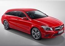 Mercedes-Benz CLA получил кузов универсал (официальные фото)