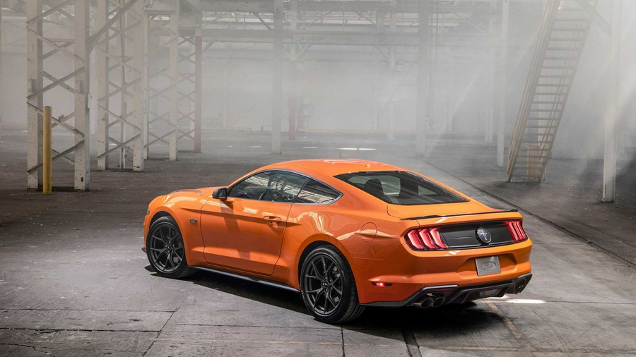 Ford Mustang High Perf Package