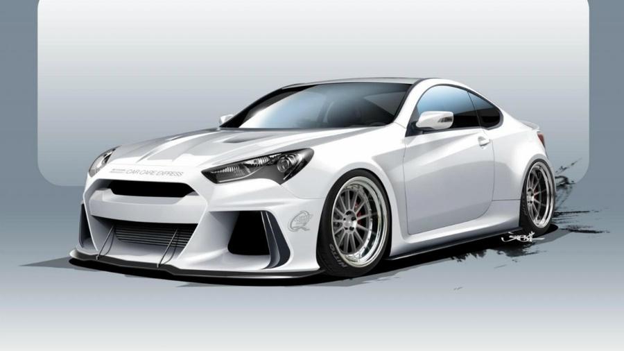 Hyundai Genesis Solus