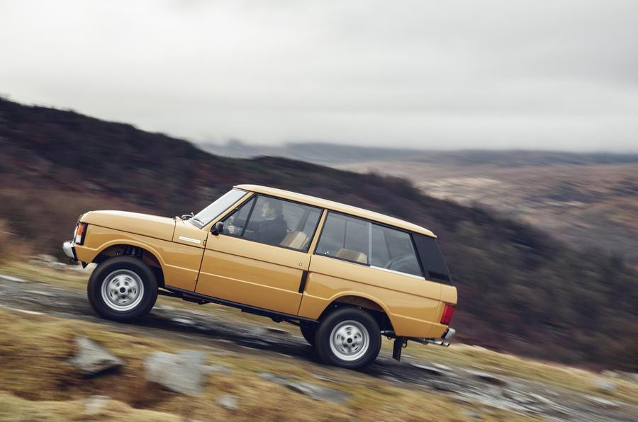 Land Rover 1978