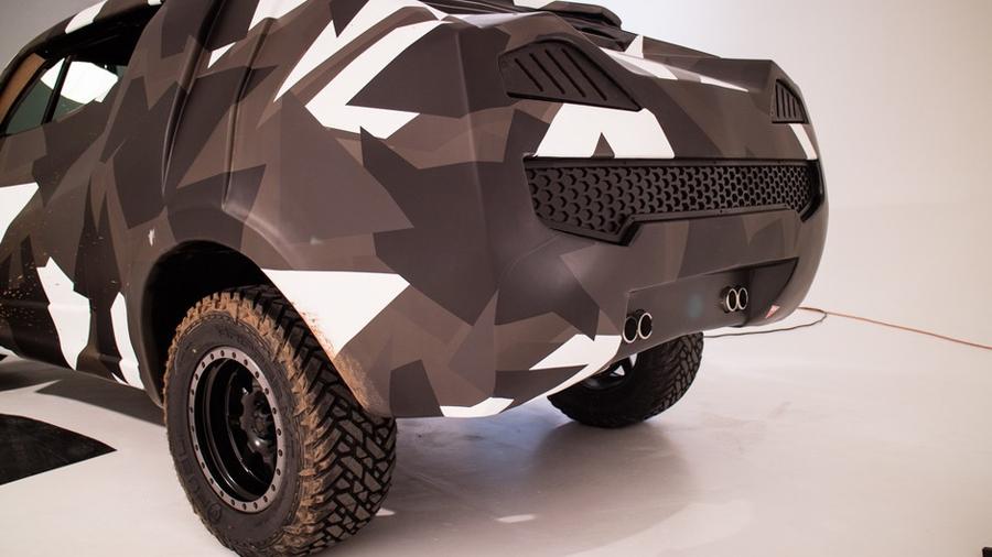 Volkswagen Korama Prototype