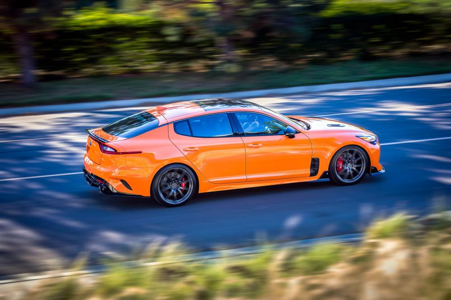 Kia Stinger GT Federation