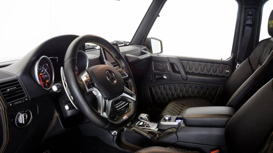 Mercedes-AMG G63 by Brabus