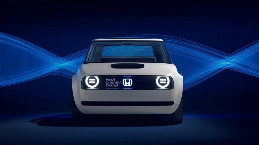 Хонда презентовала электрокар SportsEV на автомобильном салоне вТокио