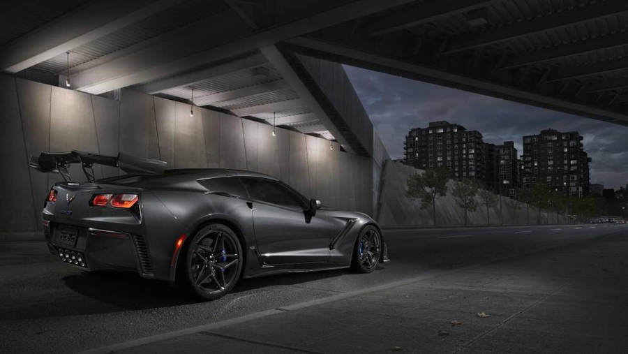 Chevy Corvette ZR1