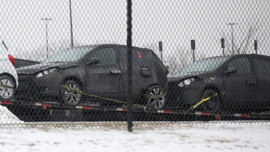 Новый хэтчбек Fiat