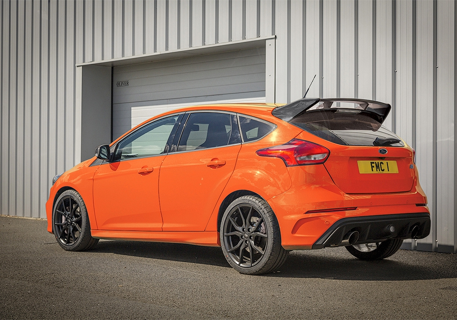 Focus RS - Heritage Edition