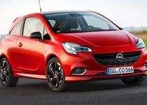 Новый Opel Corsa получил спортивные обвесы OPC Line