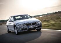 BMW представила прототип подзаряжаемого гибрида 3-Series