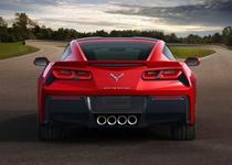 Chevrolet Corvette обвинили в излишней шумности