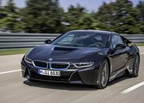 """BMW оснастит """"заряженный"""" гибрид i9 трехлитровым мотором"""