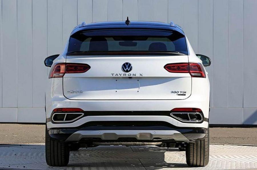 Volkswagen Tayron X.