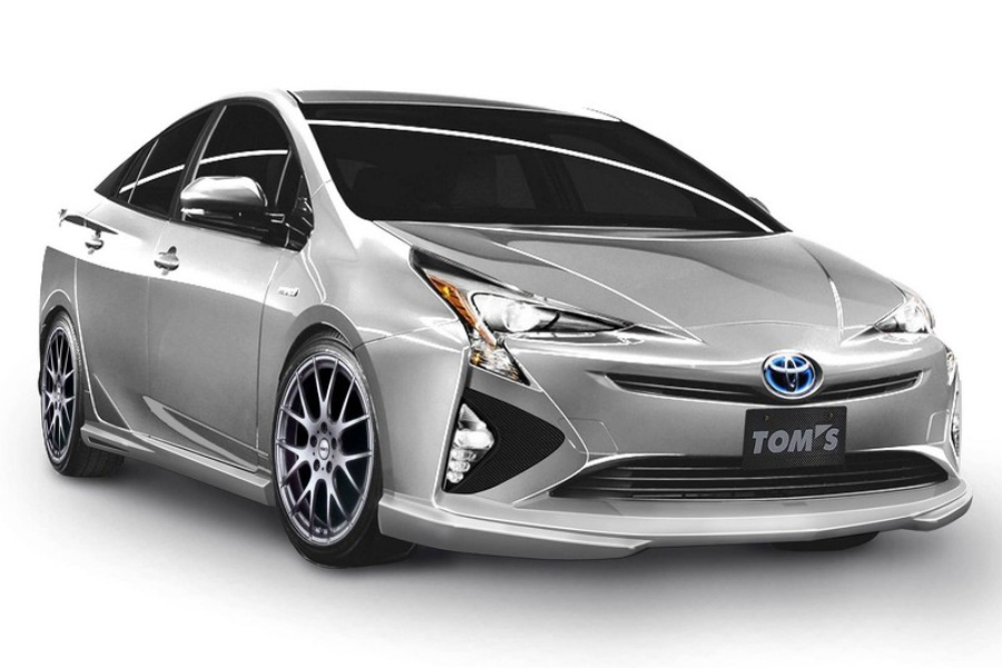 Toyota Prius by TOM's Racing
