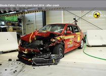 Результаты краш-тестов Euro NCAP: Tesla Model S и Škoda Fabia получили высшую оценку