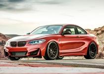 Купе BMW M2 оснастят 400-сильным мотором и представят в 2015 году