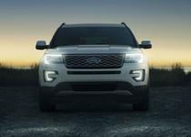 Ford оснастил внедорожник Explorer двигателем от Mustang