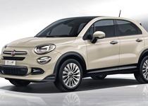 Fiat представил специальную версию кроссовера 500X