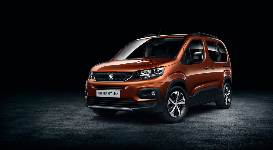 Peugeot Rifter
