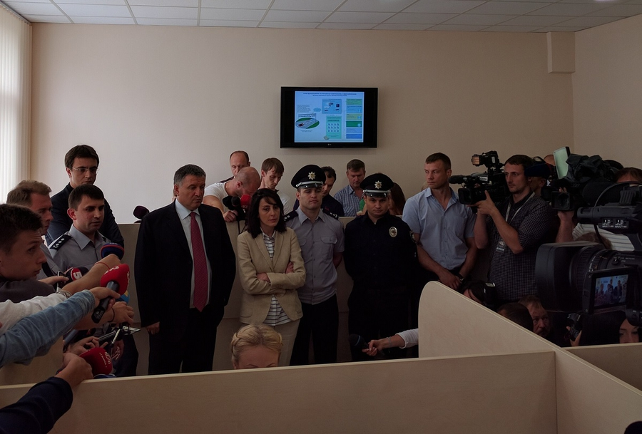 Презентация проекта фотовидеофиксации нарушений ПДД