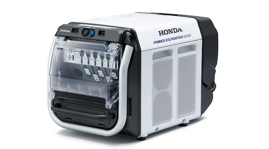 Переносной источник энергии Honda