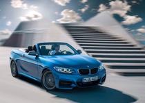 BMW рассекретило кабриолет 2 серии
