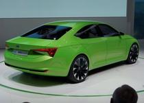 Skoda Superb нового поколения будет представлена в марте 2015 года