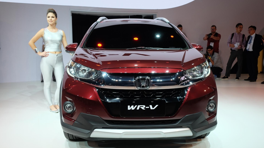 Honda WR-W