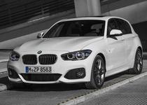 BMW представила обновлённую версию 1 Series